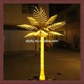 coco led de iluminação da árvore decorada tronco 4m 2014 novo produto artificial de plantas