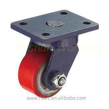 Hot Sale PU 1 Ton Swivel Industrial Iron Wheel