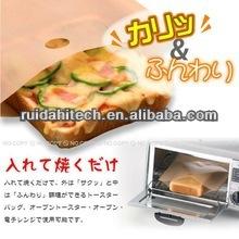 Reusable PTFE toast bag, toastie bags ,easy sandwich