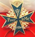 versez le rite me mode médaille militaire armée badge