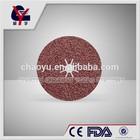 aluminium oxide emery cloth Fiber Disc
