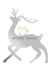 Christmas Deer PET Wall Sticker