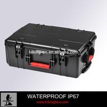 Hard ABS Plastic Tool Case with Foam Insert HIKINGBOX