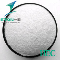 HEC (Hydroxy Ethyl Cellulose) for oil drilling/coating