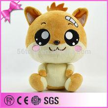 Super Soft Comfortable Lovely Custom Plush Toy Animals Squirrel