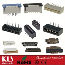 0.5mm fpc connector lcd fpc UL CE ROHS 185