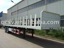 CIMC TRAILER /40ft dual-axle lumber carrying semi-trailer