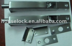 OEM production of stainless steel fire proof Automatic Flush Bolt for double doors