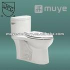 Floor Mounted Siphonic Upc One Piece Toilet MY-2150