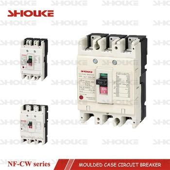 SKW NF125-CW mccb circuit breaker operating mechanism