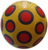 children's rubber soccer ball 2012 for playing indoor