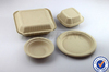 Molded Bamboo Pulp Tray