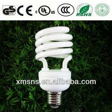 23W energy saving lamp professional CFL T2 energy saving light bulb compact fluorescent lamp