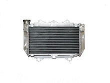ATV aluminum radiator for Yamaha Raptor 660 01-05 2 rows