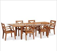 Solid wood teak wood rectangular table,teak wood dining table,outdoor garden teak furniture