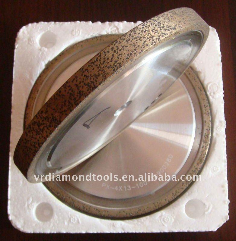 Aluminum Bond 1A1 Diamond Grinding Wheel
