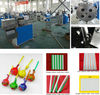 Plastic Lollipop/Candy Stick Extrusion Machine