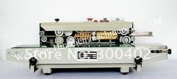 PFS-900 Good sealer plastic bag sealing machine printing machine continuous sealer