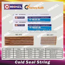 Seal String, Rubber Repair