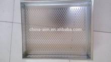 aluminium sheet hole punch/copper perforated metal mesh(manufacturer)