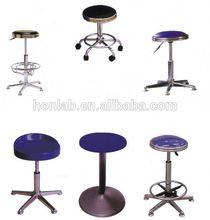 aesthetic school lab stools with adjustment