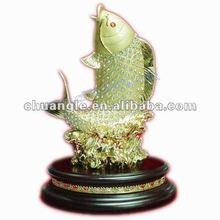 Fish Model, Fish Ornament, Metal Craft Decoration