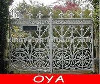 Front Steel House gate designs iron gate design