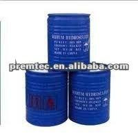Sodium Hydrosulphite market price Textile raw chemicals