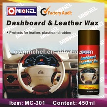 Wax Fresh Shine cockpit / dashboard cleaner