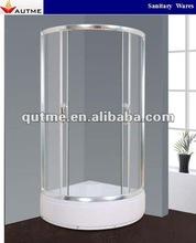 Simple Practical Round Cheap Shower Enclosure Low Price Good Quality Economical Shower Enclosures