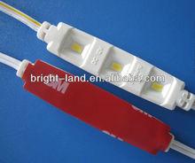 2012 new design Samsung 3 chips 5630 single color led pixel module light