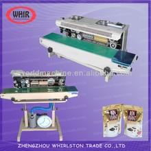 Y026 continuous hand heat sealer/ plastic bag sealer