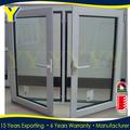 as2047australian certificada janelas fabrico com energia eficiente vidros duplos caixilhos de janela padrão tamanhos