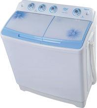 Semi-automatic elegant shape washing machine