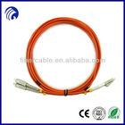 High quality LC SC MM DX fiber optic patch cord