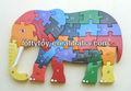 brinquedos de madeira puzzle animal puzzle impressão