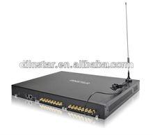16 ports GSM/CDMA SMS VOIP Gateway Support SIM BANK