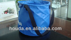 10L waterproof pvc tarpaulin fishing barrel with hand strap