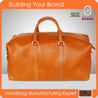 1779-2014 LEATHER FASHION TRAVEL BAG, REAL LEATHER HANDBAGS, GENUINE LEATHER BAGS