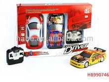 1:24 4chu rc racing car with extra car roof