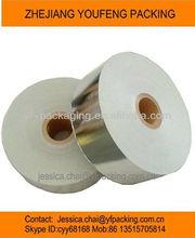 brigt silver laminated foil paper/55g Inside paper of cigarette packet/ inner liner/tobacco alu foil
