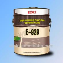 Bathroom polyurethane waterproof coating
