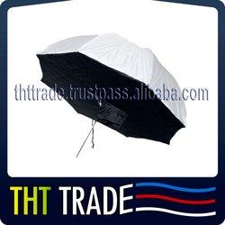 New Black&White photography studio standard soft light diffuser umbrella 105cm