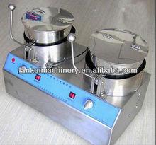 automatic stainless steel corn popper/popcorn making machine/ cinema popcorn machine