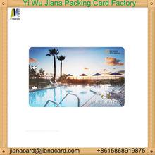 Plastic Hotel Access Control Card Hotel Card door lock hotel key card
