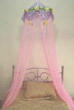 princess flower mosquito net canopy