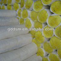 Fireproof insulation excellent glass wool rolls