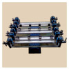 Feiyide Continuous plating brushing sets ,broom head ,brushing table ,