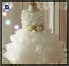 2014 china wholesale supplier new girls Dresses kid child baby clothes summer frozen elsa dress stock lot retail frock