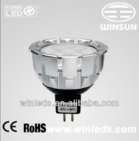 dimmable crystal chandelier accessories MR16 spot light china supplier